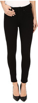 Liverpool Madonna Ankle Jean Leggings in Black Rinse