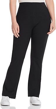 Lysse Plus Tara Cotton Stretch Bootcut Pants