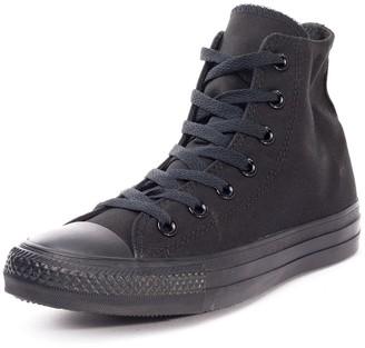 Converse Unisex M3310 Hi Top Sneakers Black Schwarz 00 4 UK