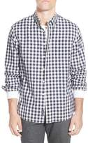 Grayers 'Grange Shadow Gingham' Regular Fit Check Sport Shirt