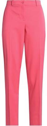 Michael Kors Samantha Stretch-wool Twill Straight-leg Pants