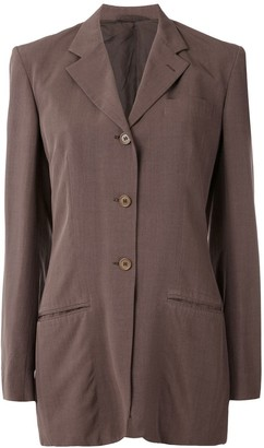 Romeo Gigli Pre-Owned Tailored 1990 Jacket