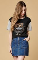 Somedays Lovin Heart Of Stone Short Sleeve T-Shirt