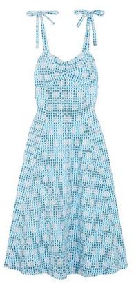 Miguelina Knee-length dress