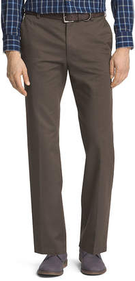 Izod American Chino Mens Straight Fit Flat Front Pant