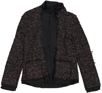 Lanvin Brown Wool Jackets