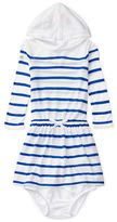 Ralph Lauren Childrenswear Two-Piece Striped Dress and Bloomers Set