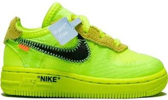 Nike Kids The 10 Air Force 1 sneakers