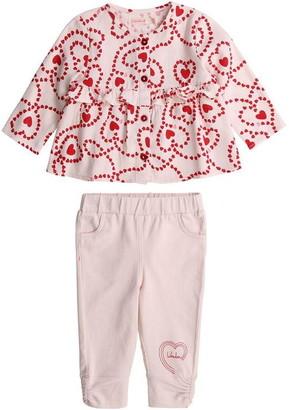 Billieblush Toddler Girl Pink Outfits