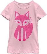 Fifth Sun Pink Foxy Power Tee - Girls