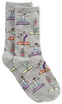 Hot Sox Women's Yoga Socks