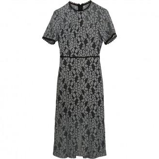 Alexis \N Blue Lace Dress for Women
