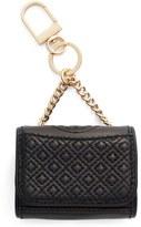 Tory Burch 'Lil Fleming' Nappa Leather Bag Charm