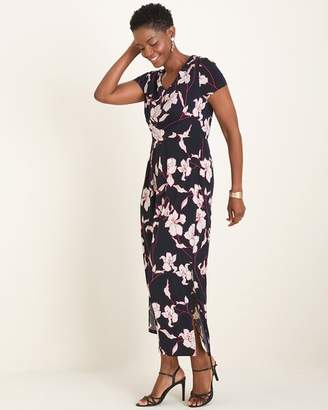 Chico's Chicos Floral Maxi Dress