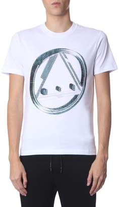 McQ round neck t-shirt
