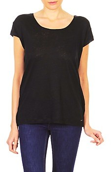 Element JUDITH women's T shirt in Black