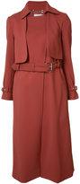 Rachel Comey belted trench coat - women - Spandex/Elastane/Viscose/Polyacrylic - 4