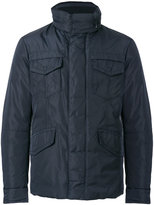 Peuterey shell padded jacket - men - Feather Down/Polyamide/Feather - S