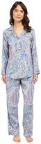 Lauren Ralph Lauren Cotton Sateen Pajamas