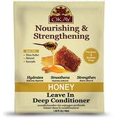 Okay Nourishing And Strengthening Leave in Deep Conditioner, Honey, 1.5 oz.
