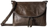 Lucky Brand Yucca Small Crossbody (Steely) Cross Body Handbags
