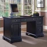 Home styles Bedford Pedestal Desk
