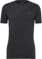 Asics - Mesh-panelled Motiondry T-shirt