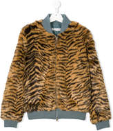 Stella McCartney Tilly faux fur jacket