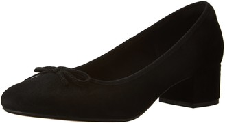 Clarks Women's Cala Lucky Low Block Heel Pump