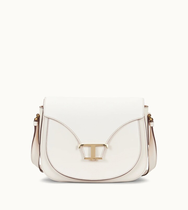 Thumbnail for your product : Tod's Logo Plaque Mini Crossbody Bag