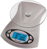 Escali Vitra Glass Top Digital Kitchen Scale