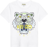 Kenzo Tiger cotton T-shirt 2-3 years