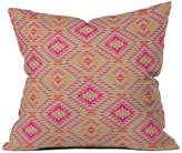 Deny Designs Tile Throw Pillow