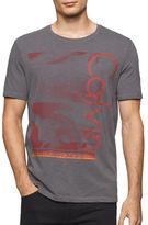 Calvin Klein Jeans Lava Crewneck Cotton Tee