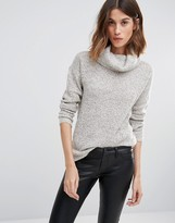 Vero Moda Knitted Cowlneck Sweater