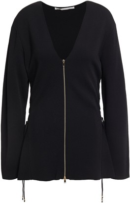Stella McCartney Stretch-ponte Cardigan
