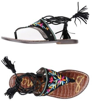Sam Edelman Toe strap sandal