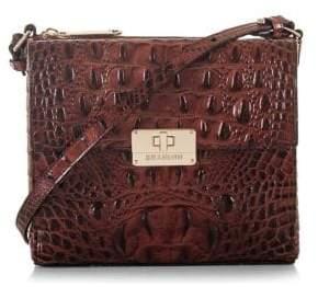 7086a2e8be74 Brahmin Brown Crossbody Shoulder Bags - ShopStyle