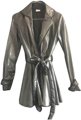 Agent Provocateur Black Coat for Women