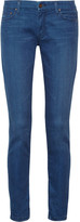 Mother The Looker mid-rise skinny jeans