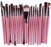 U-beauty® 20 pcs Makeup Brush Set tools Make-up Toiletry Kit Wool Make Up Brush Set