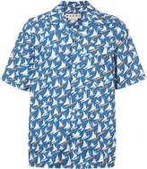 Marni yacht print shirt