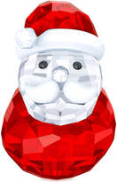 Swarovski Rocking Santa Figurine