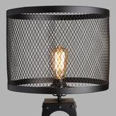 Cost Plus World Market Riveted Table Lamp Shade