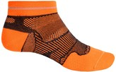DeFeet Meta Reflector Running Socks - Below the Ankle (For Men and Women)