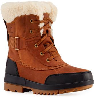 Sorel Tivoli IV Waterproof Boots w/ Fur Trim