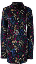Classic Women's No Iron Tunic Top-Floral