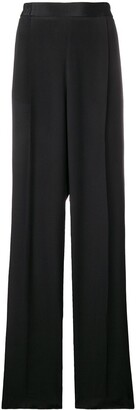 Stella McCartney High-Waist Flared Trousers