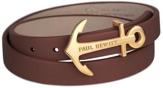 Paul Hewitt Stainless Steel Wrap Bracelet - PH-WB-G-1M