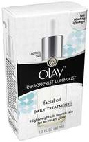 Olay Regenerist Luminous Facial Oil Fragrance-Free